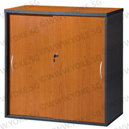 Low Sliding Door Cabinet