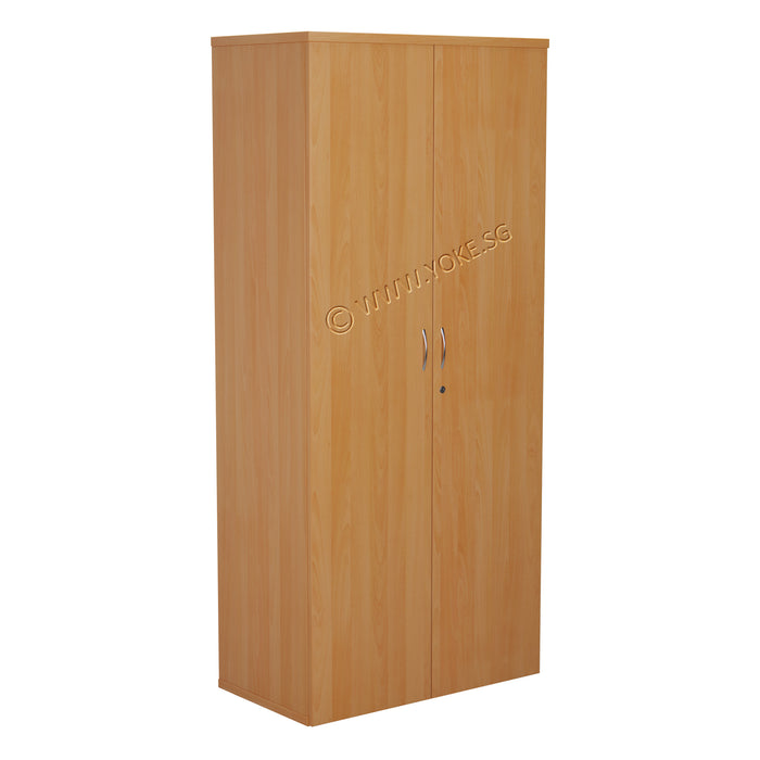 High Swing Door Cabinet - Cherry