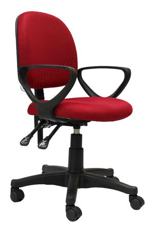 YOE 20A - Typist Chair with Adjustable Backrest
