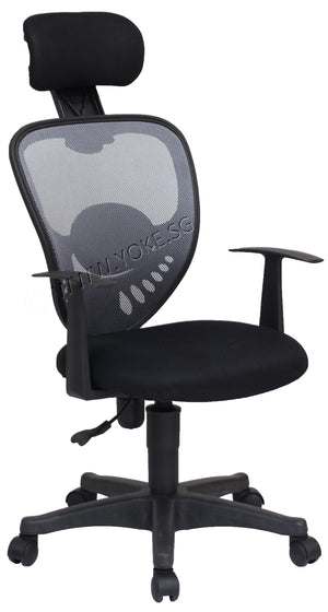 YOE 33 - High Back With Headrest