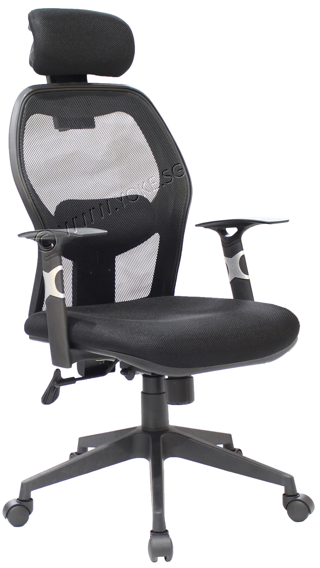 YOE 36 - Mesh Chair With Adjustable Headrest