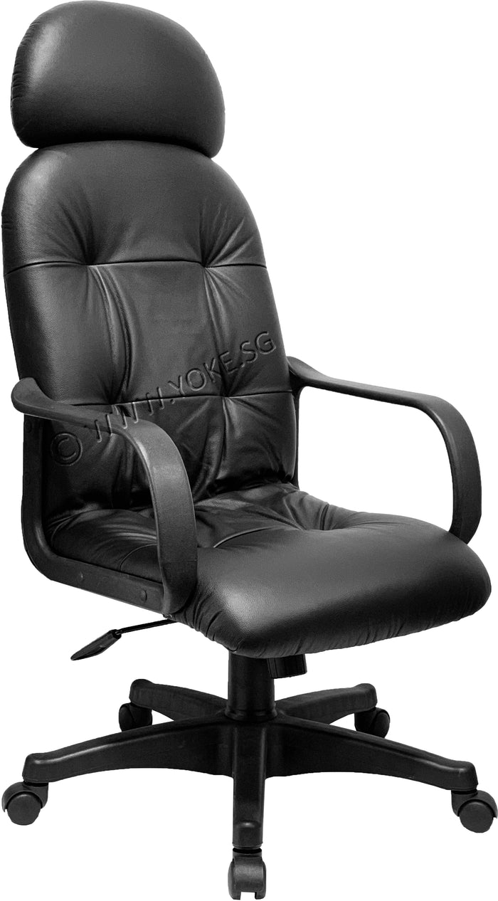 YOE 3 - Genuine Leather Chair
