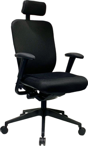 YOE C37 - Mesh Chair With Adjustable Headrest