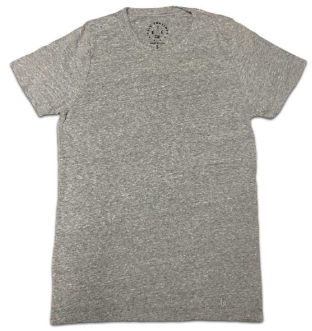 Men's Heather Grey Crew Neck