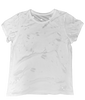 (OVER THE HEDGE) Cotton White Crew Neck (Wholesale)