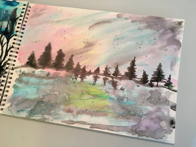Tips and Tricks for Layering Watercolors