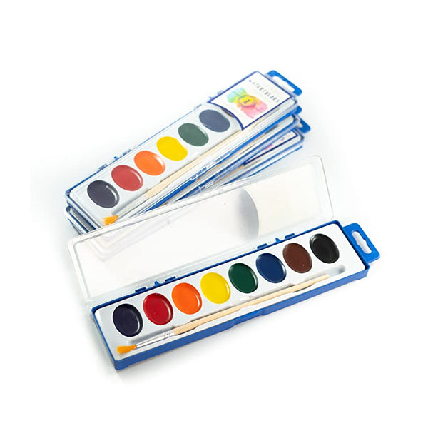 How Long Have Watercolors Been Used By Mankind?