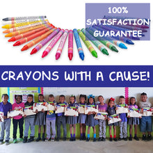 Load image into Gallery viewer, Color Swell Crayon Bulk Pack (10 Packs, 24 Crayons/Pack)