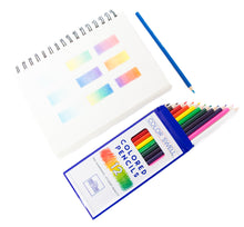 Load image into Gallery viewer, 30 Pack of Colored Pencils (12 Pencils per Pack) by Color Swell
