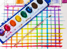 Load image into Gallery viewer, Color Swell Watercolor Bulk Pack (10 Packs, 8 Colors/Pack)