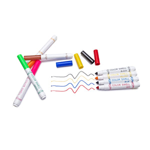 Color Swell Marker Bulk Pack (6 Packs, 8 Markers/Pack)