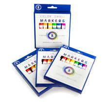 Load image into Gallery viewer, Color Swell Bulk Marker Pack (4 Packs, 8 Markers/Pack)