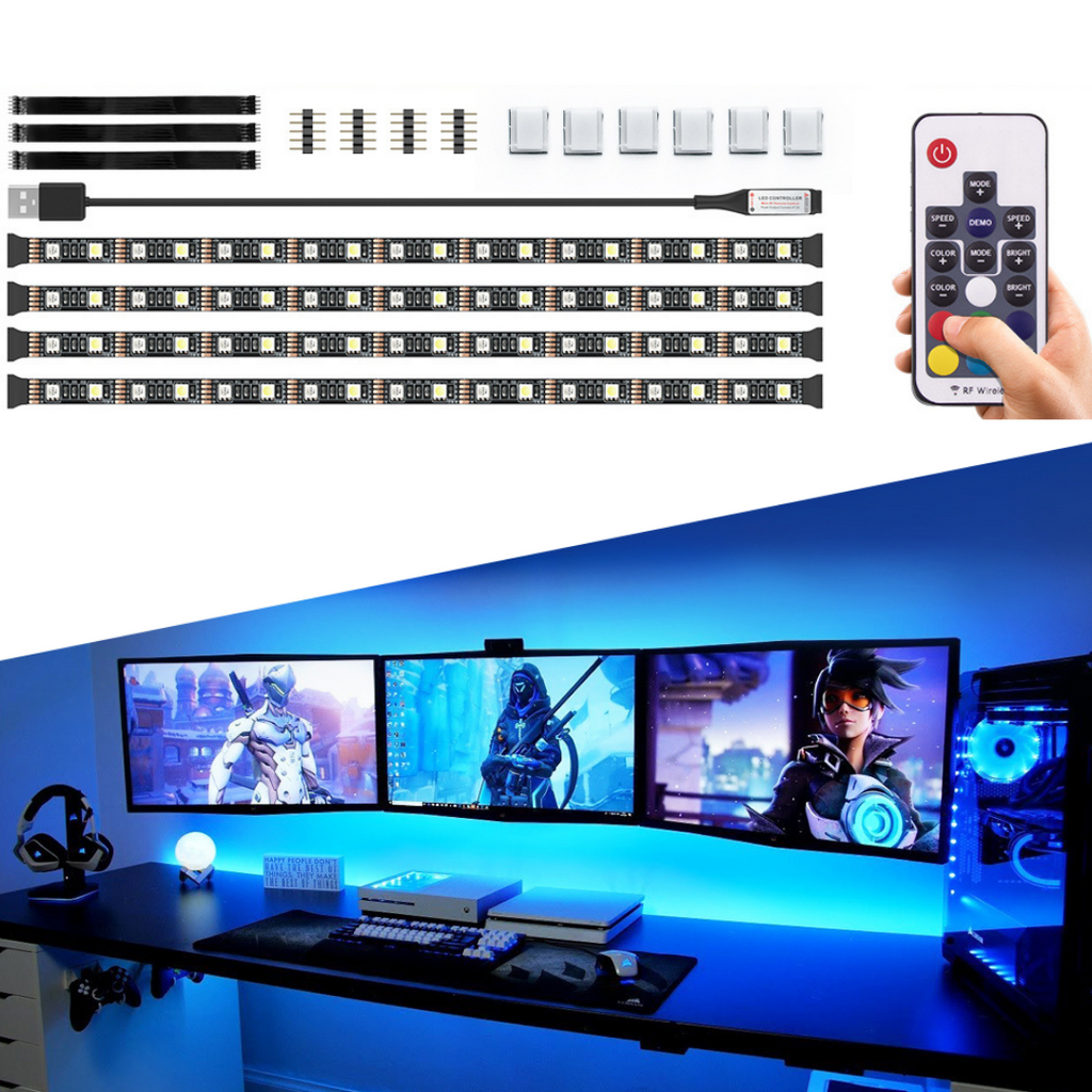 Tadow LED Gaming Lights - Tadow Gaming Gear