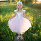 Sequins Princess Dress Pink