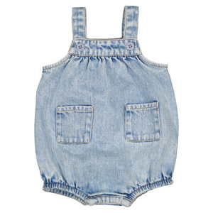Aurelien Overall Washed Blue Louis Louise Lebanon