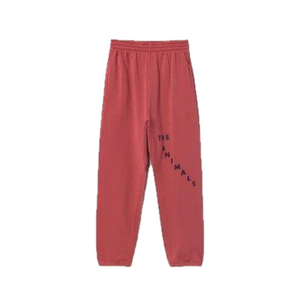 Sculptor Pants Red
