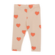 Hearts Baby Pant Light Nude