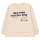 Pretzel Ride Sweatshirt Cream