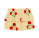 A Wombat Yellow Flowers Kids Skirt