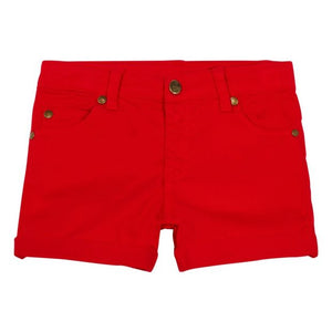 Aria Shorts Red