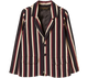 Bailey Stripes Jacket Multicolor