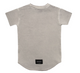 Rainbow T-shirt Grey