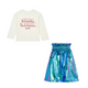 Parachute Mermaid Skirt