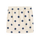 Cat Skirt Polka Dots White