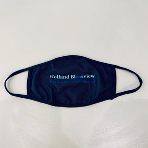 Reusable face mask - Holland Bloorview - Black