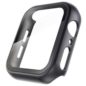 Inskin PC Case with Built-in Tempered Glass Screen Protector, fits Apple Watch Series 6/5/4/SE. - Inskin Inc.
