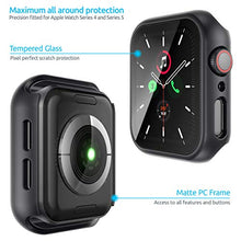Load image into Gallery viewer, Inskin PC Case with Built-in Tempered Glass Screen Protector, fits Apple Watch Series 5 / Series 4. - Inskin Inc.