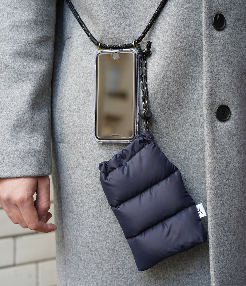 Smartphone Pouch - Navy