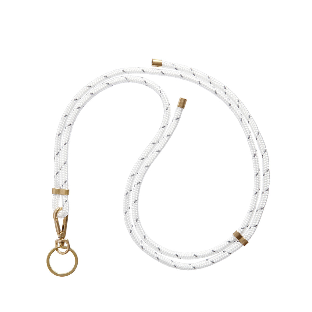 Reflect White Necklace