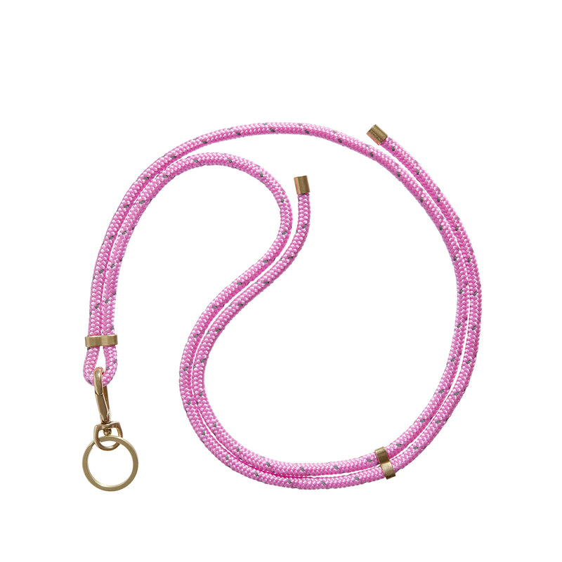 Reflect Neon Pink Necklace