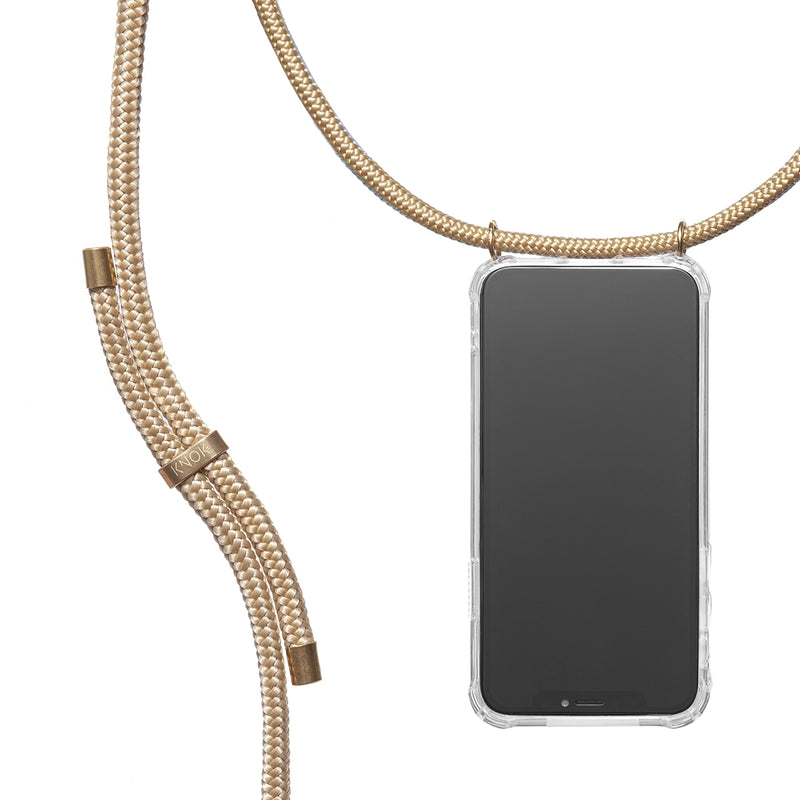 Phone Necklace - Gold - KNOK Berlin