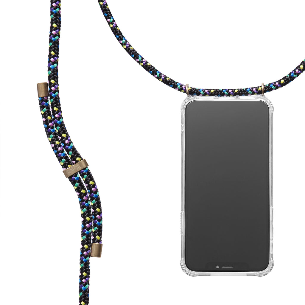 Phone Necklace - Disco - KNOK Berlin