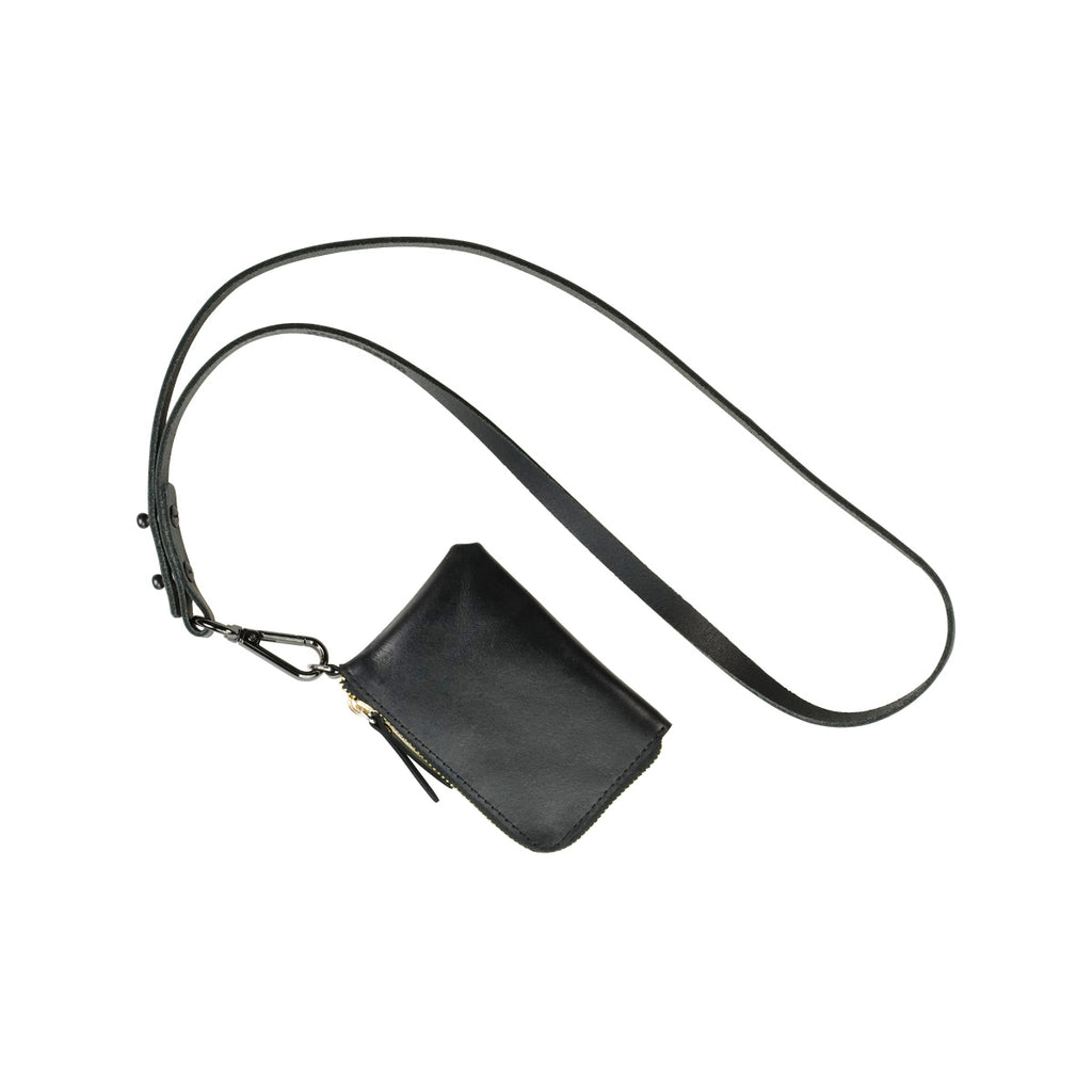 KNOK Wallet with necklace