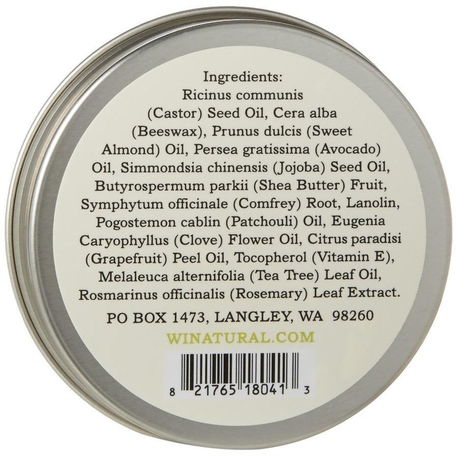 GARDENER'S BALM | FOR WORK-RAVAGED HANDS | INGREDIENTS