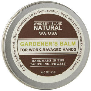GARDENER'S BALM | FOR WORK-RAVAGED HANDS | FRONT