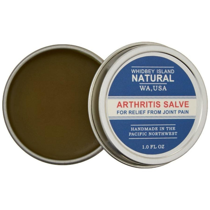ARTHRITIS SALVE | OPEN TIN