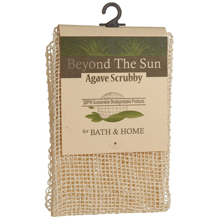 Agave Natural Fiber Washcloth