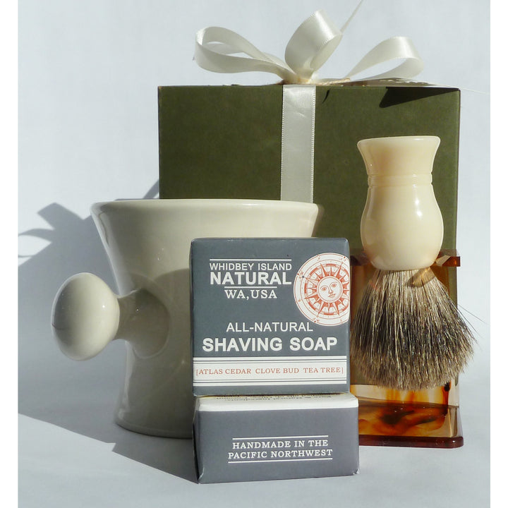 A Shaving Gift for Him (For Her Too!)