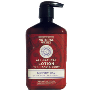 Hand & Body Lotion - Mutiny Bay (Lavender Bergamot) 8 FL OZ