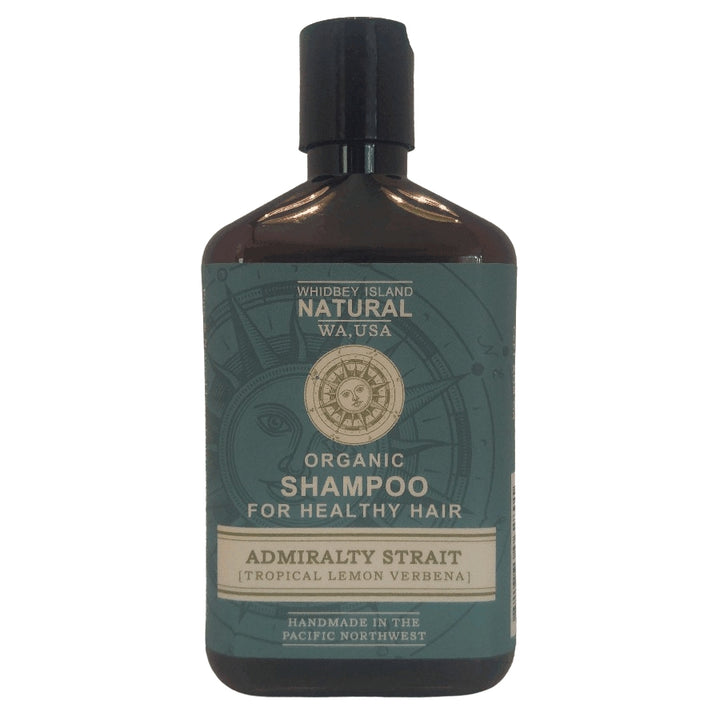 Shampoo For Healthy Hair | Admiralty Strait | Tropical Lemon Verbena | 8 FL OZ