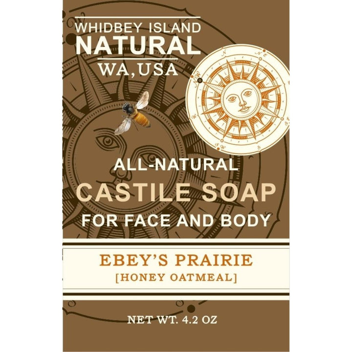 EBEY'S PRAIRIE | HONEY OATMEAL | FRAGRANCE-FREE |