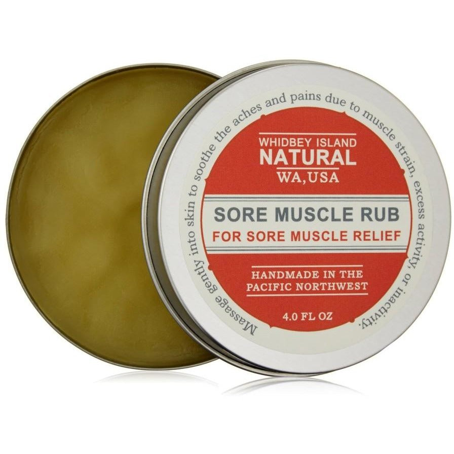 Sore Muscle Rub