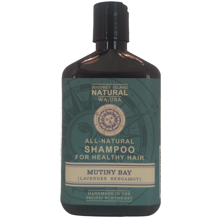 Shampoo For Healthy Hair - Mutiny Bay (Lavender Bergamot) 8 FL OZ