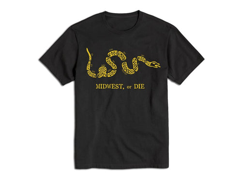 Midwest or Die - Black