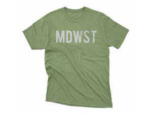 MDWST Tee - Multiple Colors Available
