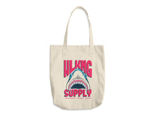 Load image into Gallery viewer, Shark Attack Tote Bag